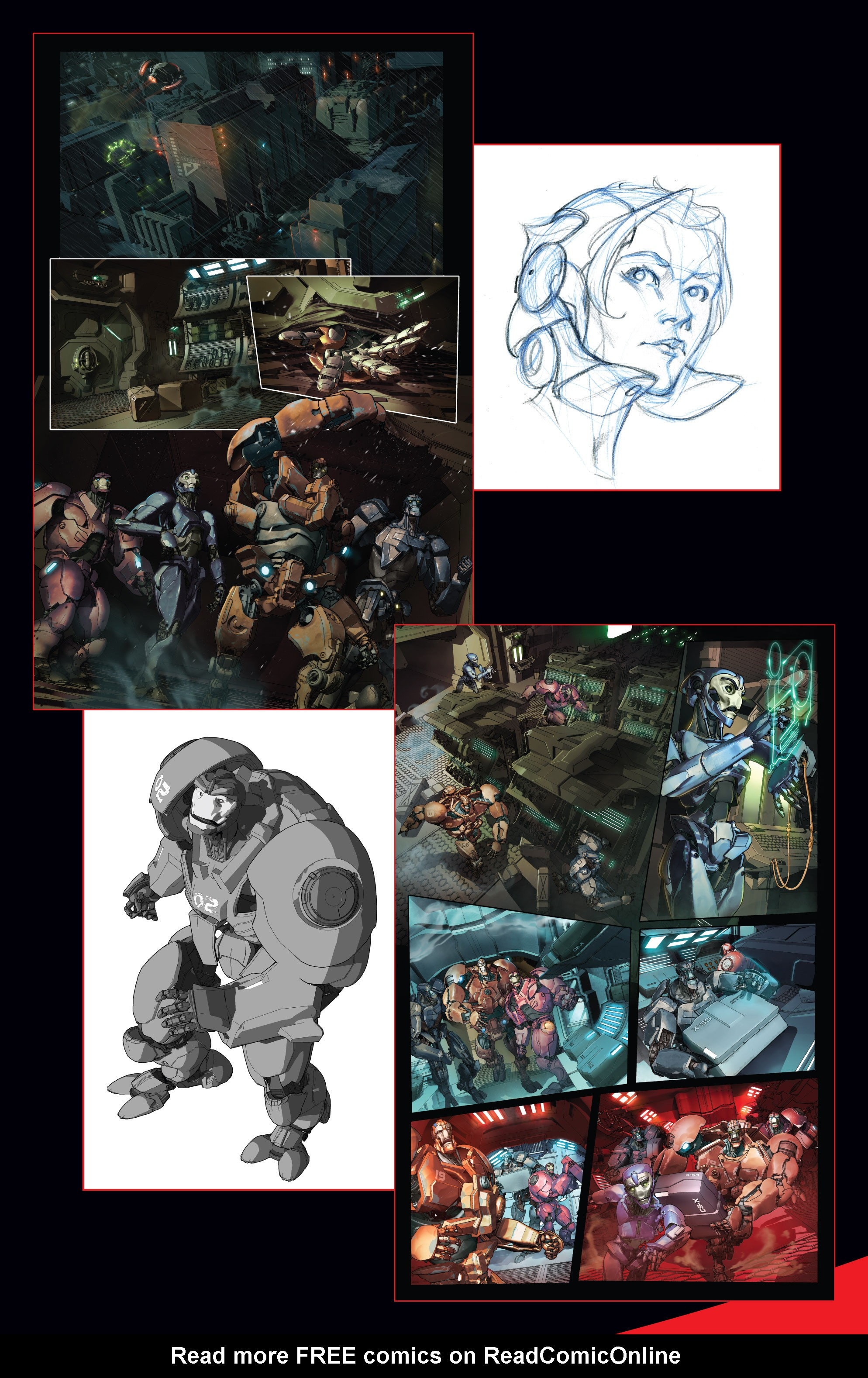 Read online Aftershock Genesis comic -  Issue #1 - 33
