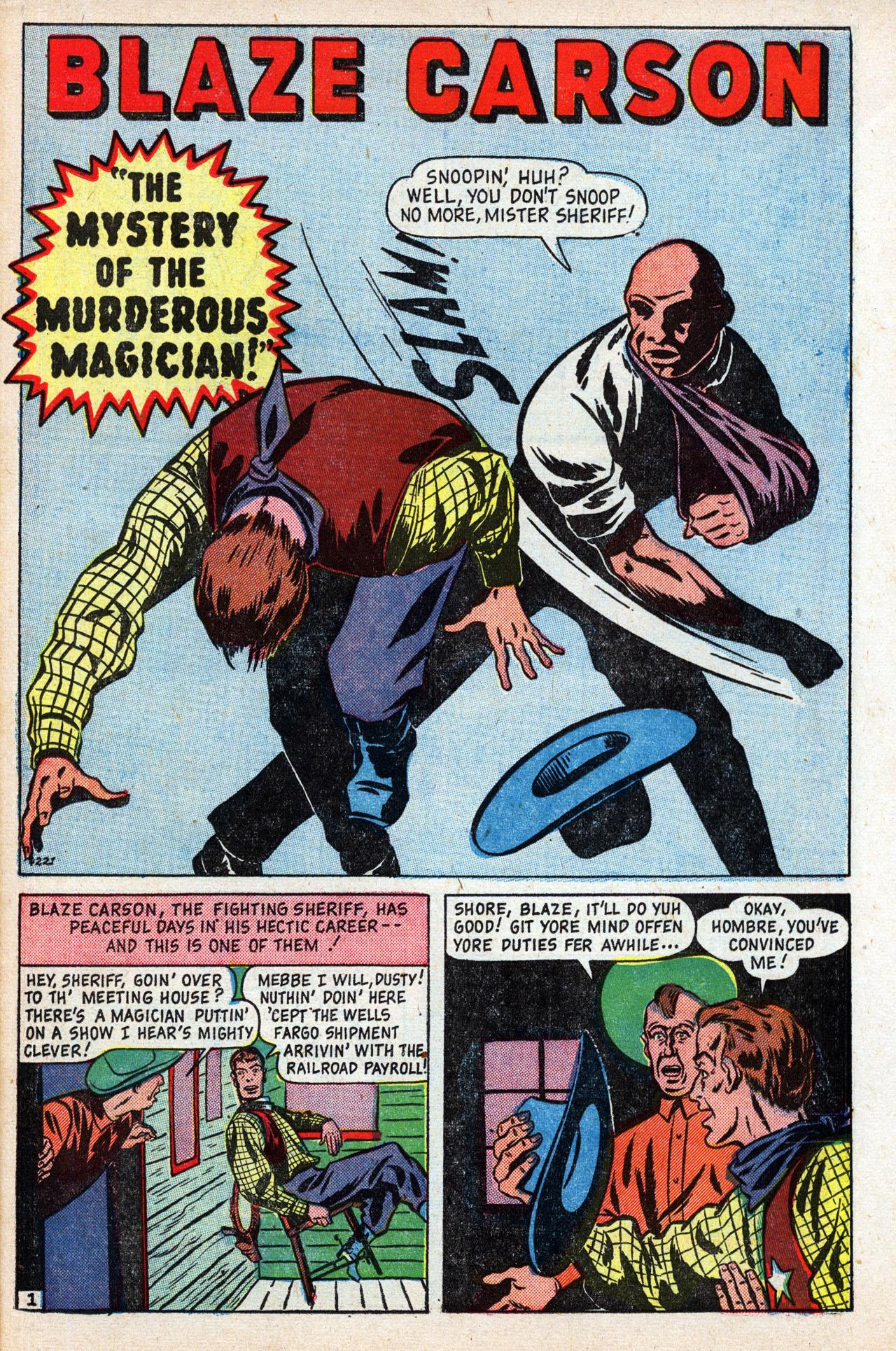 Read online Two-Gun Kid comic -  Issue #8 - 25