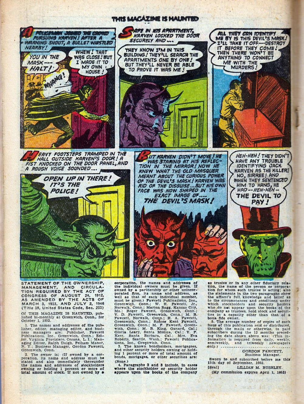 Read online This Magazine Is Haunted comic -  Issue #9 - 18