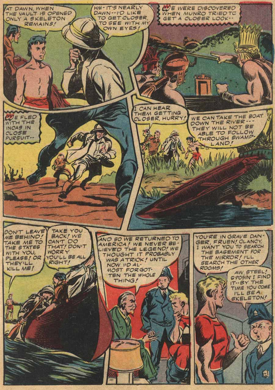 Zip Comics issue 37 - Page 9