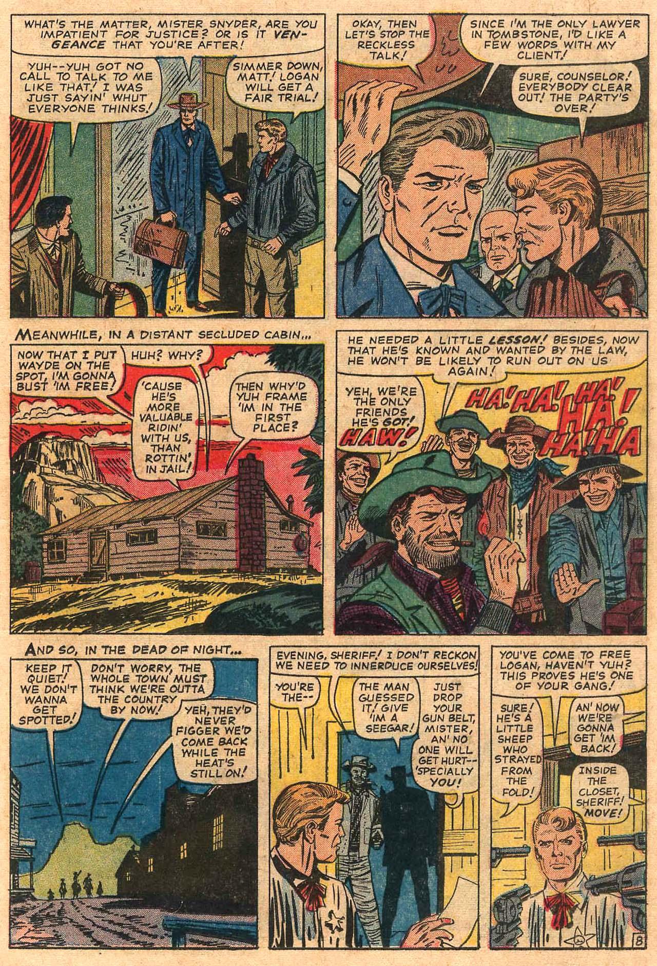 Read online Two-Gun Kid comic -  Issue #82 - 11