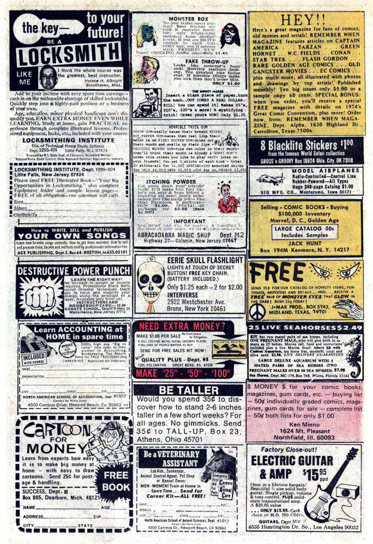 Read online Amazing Adventures (1970) comic -  Issue #23 - 13