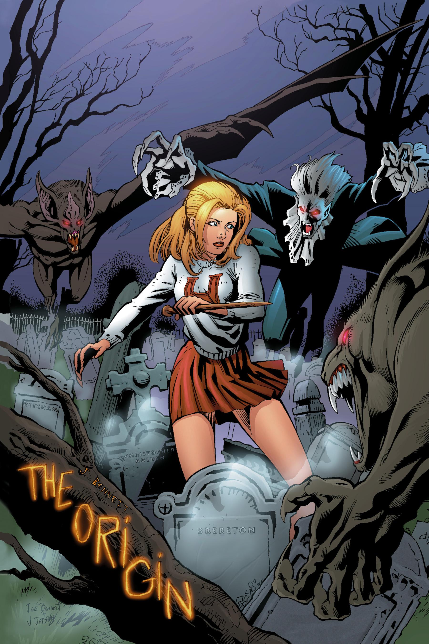 Read online Buffy the Vampire Slayer: Omnibus comic -  Issue # TPB 1 - 303