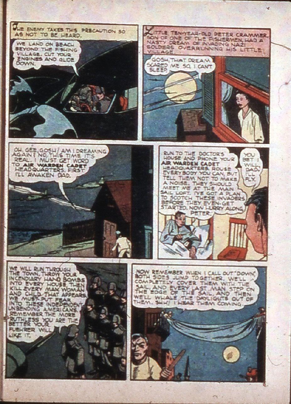 Read online Super-Magician Comics comic -  Issue #3 - 56