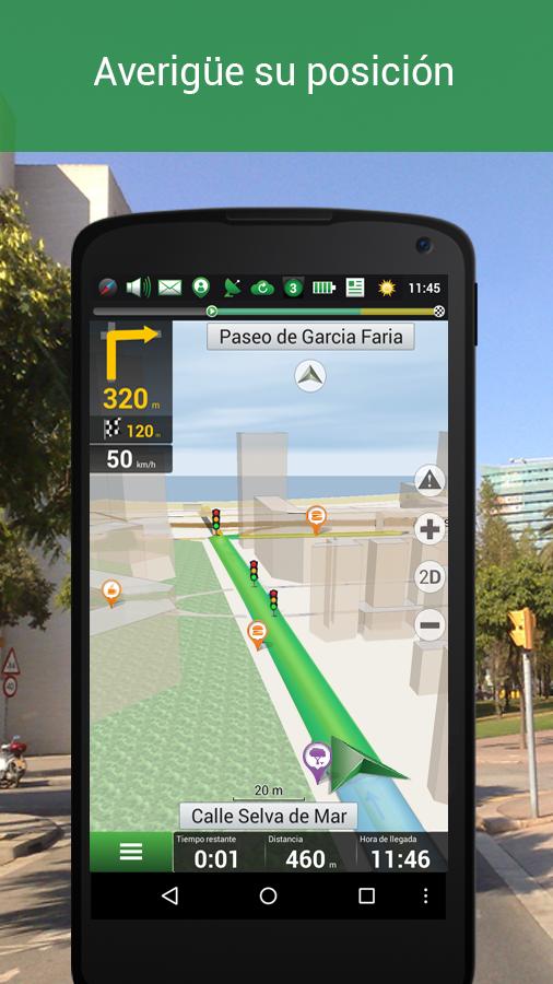 Bästa gratis navigator android