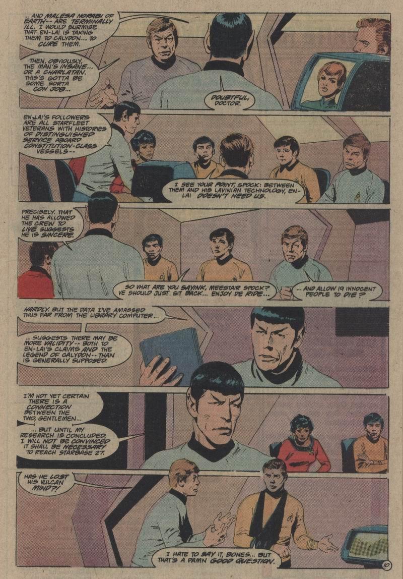 Star Trek (1984) #56 #59 - English 11