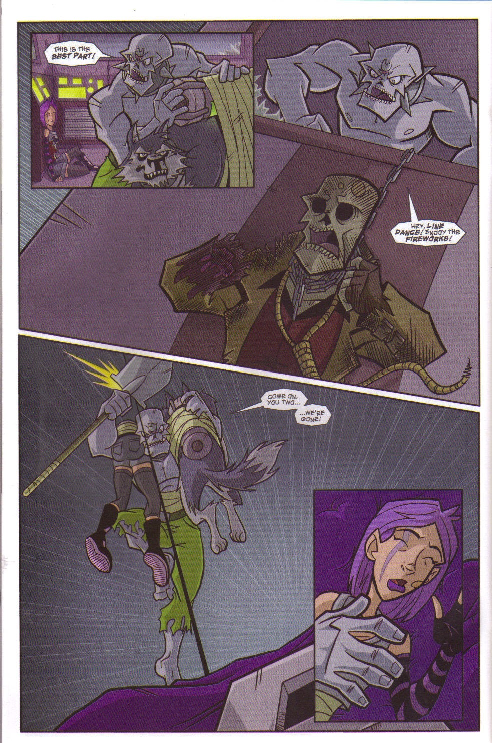 Read online Xombie Reanimated comic -  Issue #5 - 36
