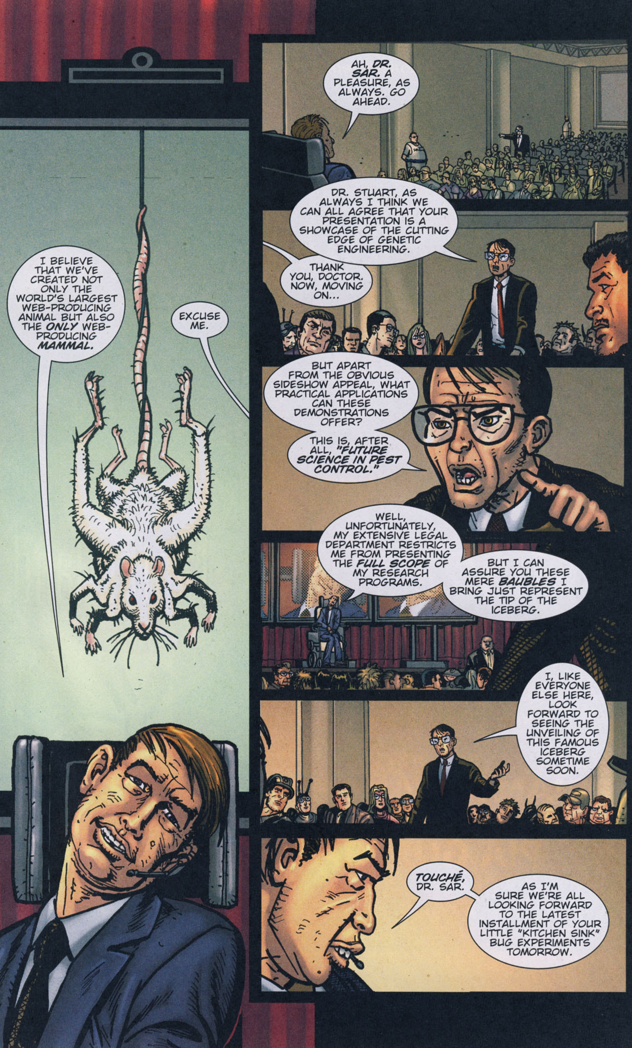 Read online The Exterminators comic -  Issue #17 - 7