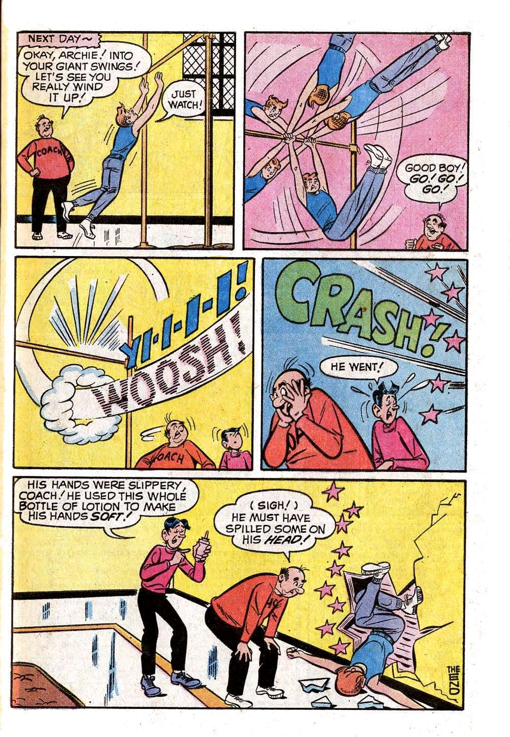 Read online Archie (1960) comic -  Issue #209 - 33