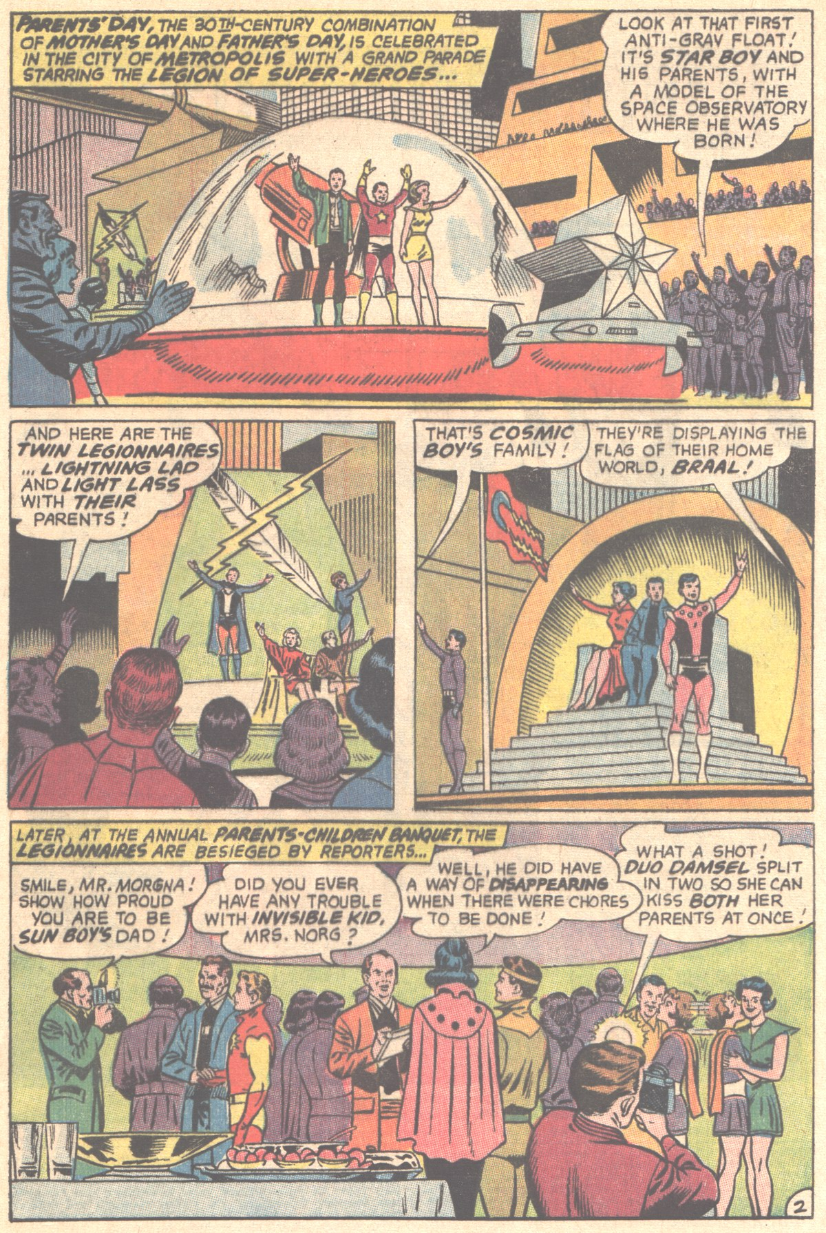 Read online Adventure Comics (1938) comic -  Issue #356 - 4