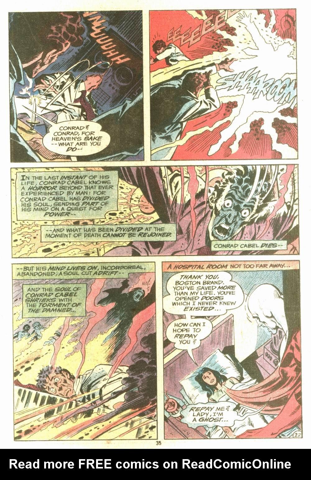 Read online Adventure Comics (1938) comic -  Issue #464 - 35