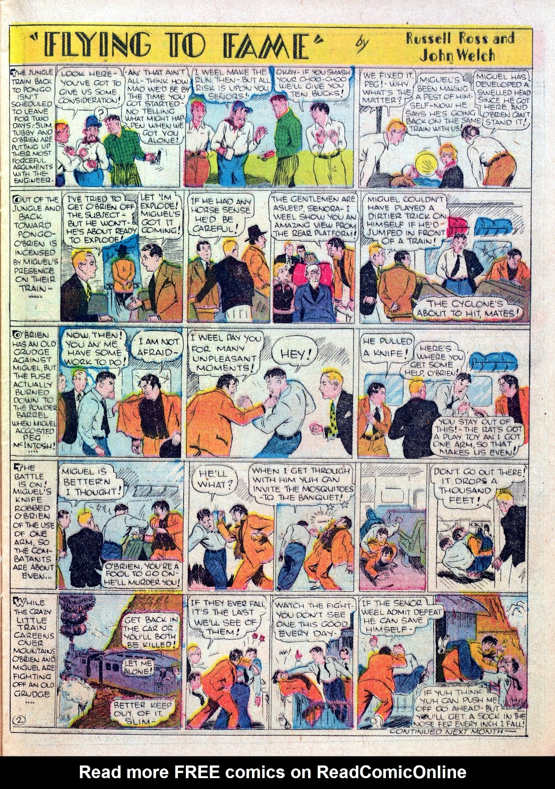 Read online Famous Funnies comic -  Issue #25 - 23