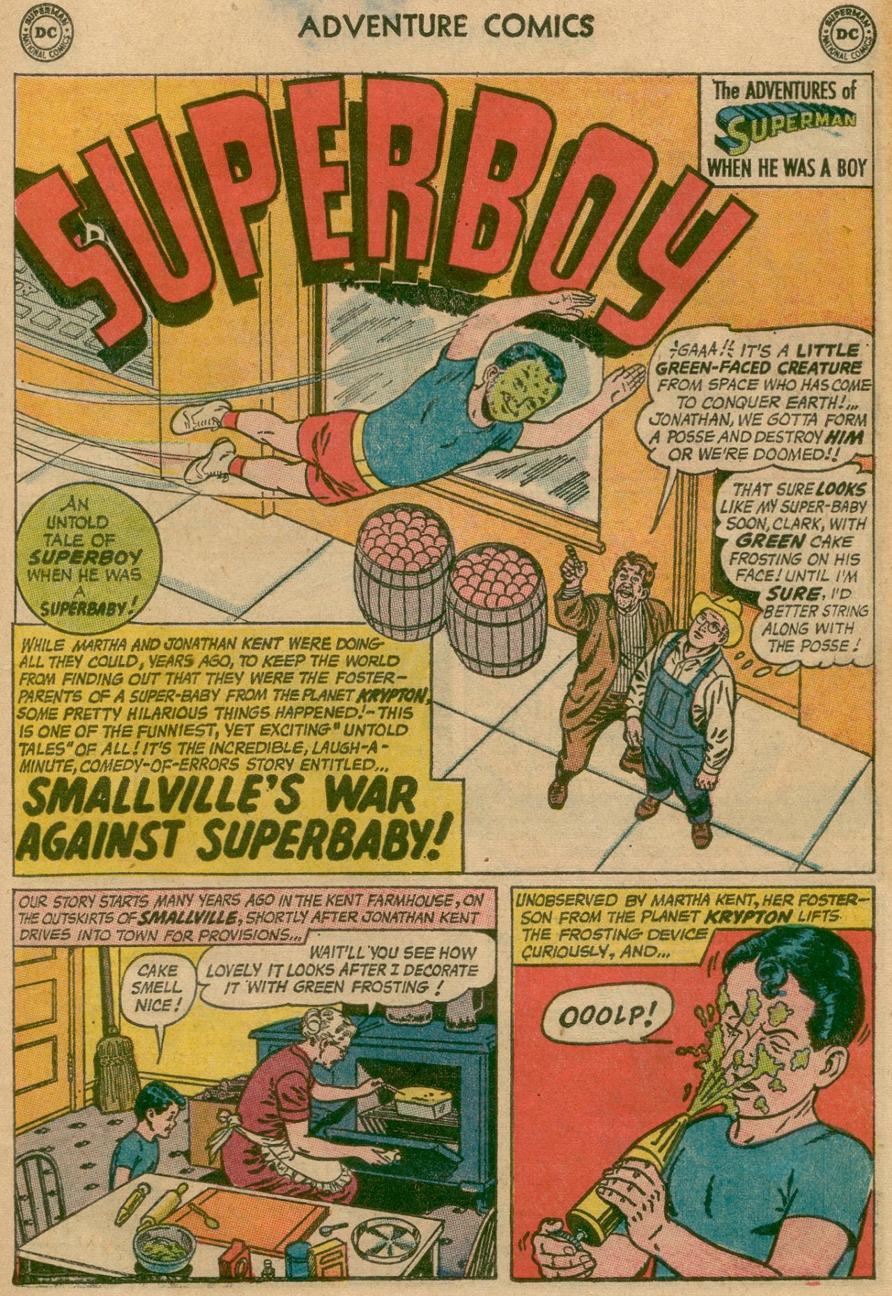 Read online Adventure Comics (1938) comic -  Issue #311 - 21