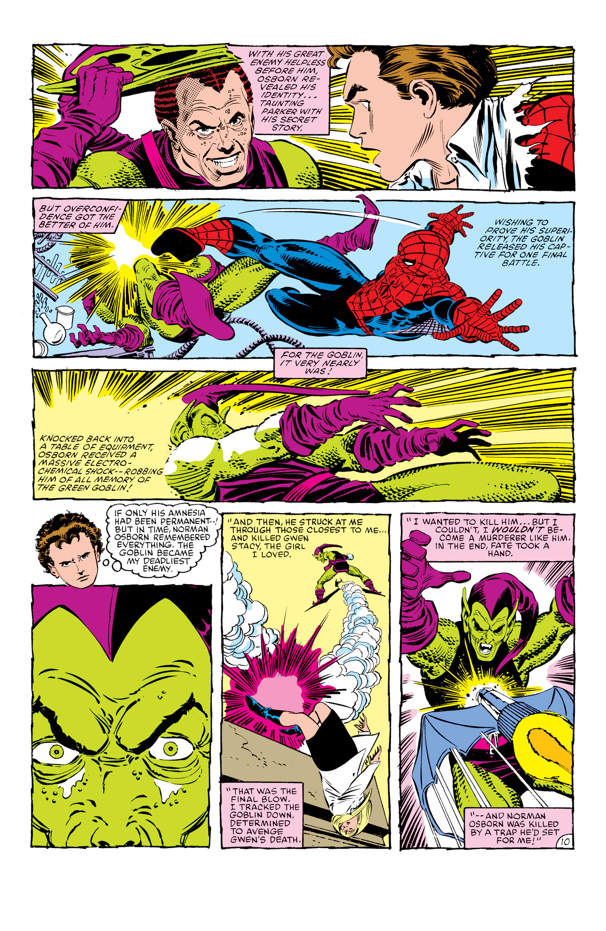 The Amazing Spider-Man (1963) 249 Page 10