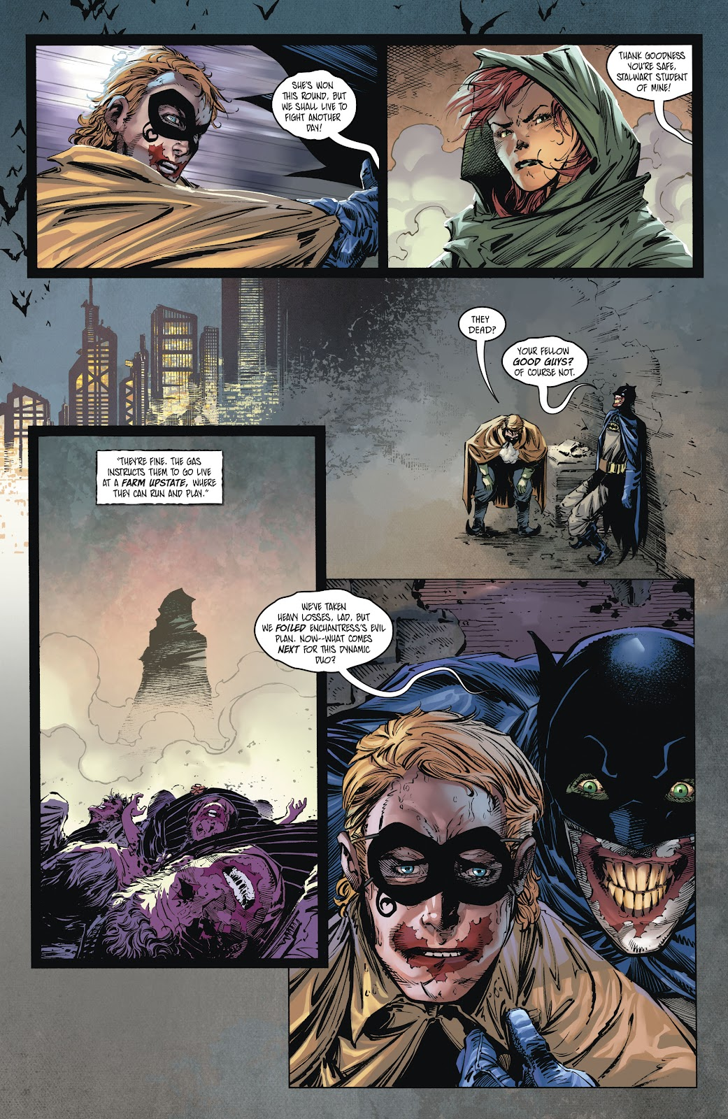 Joker: Year of the Villain issue Full - Page 20