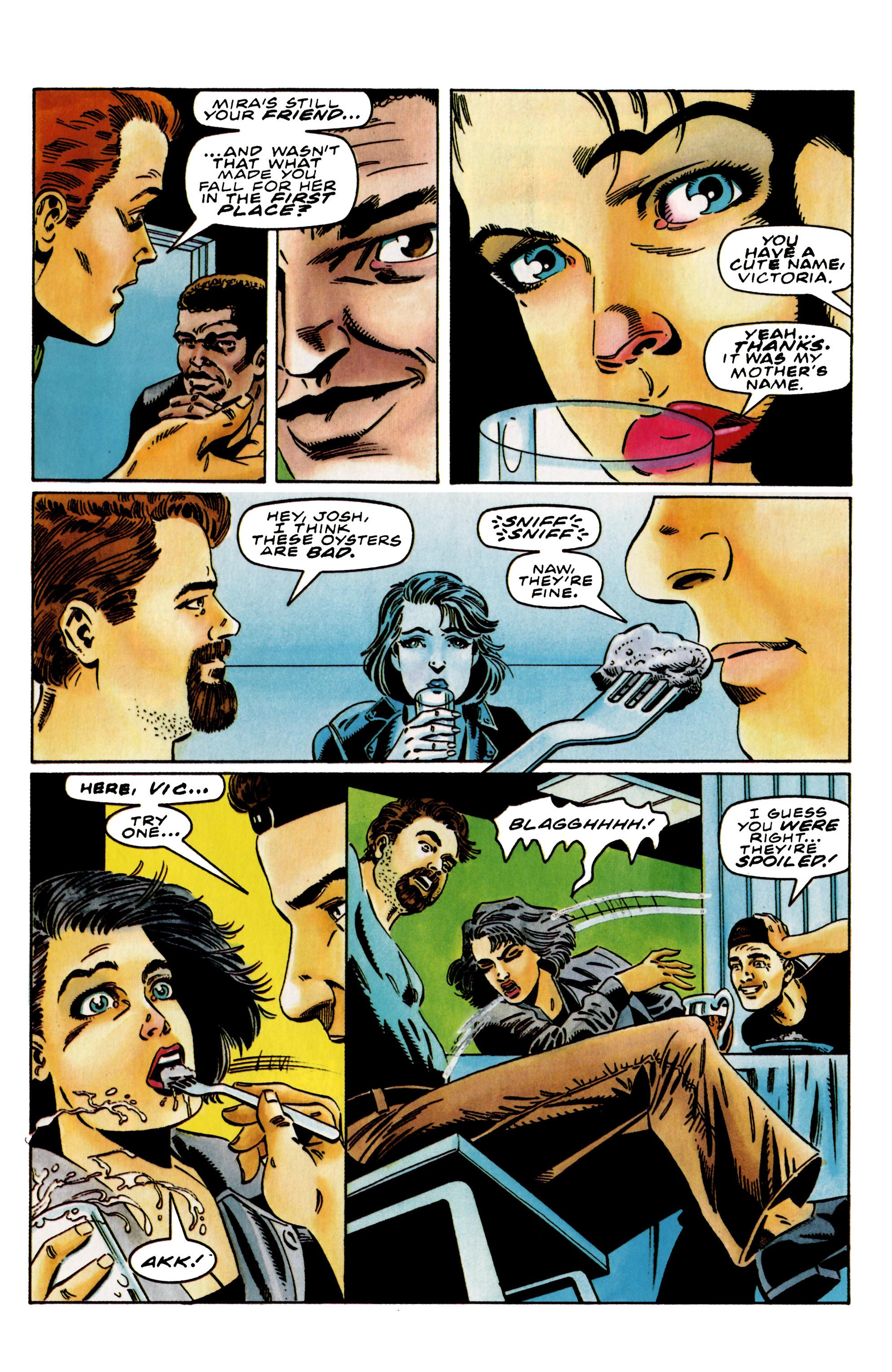 Read online Harbinger (1992) comic -  Issue #38 - 16