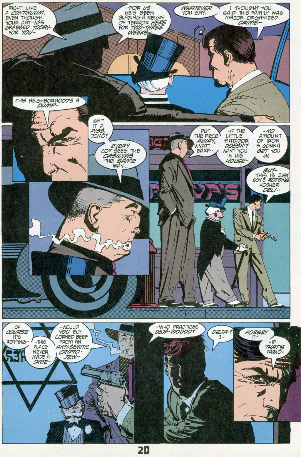 Read online American Flagg! comic -  Issue # _Special 1 - 22