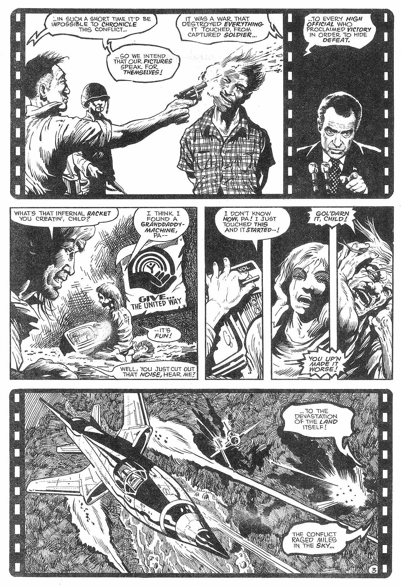 Read online Star*Reach comic -  Issue #8 - 34