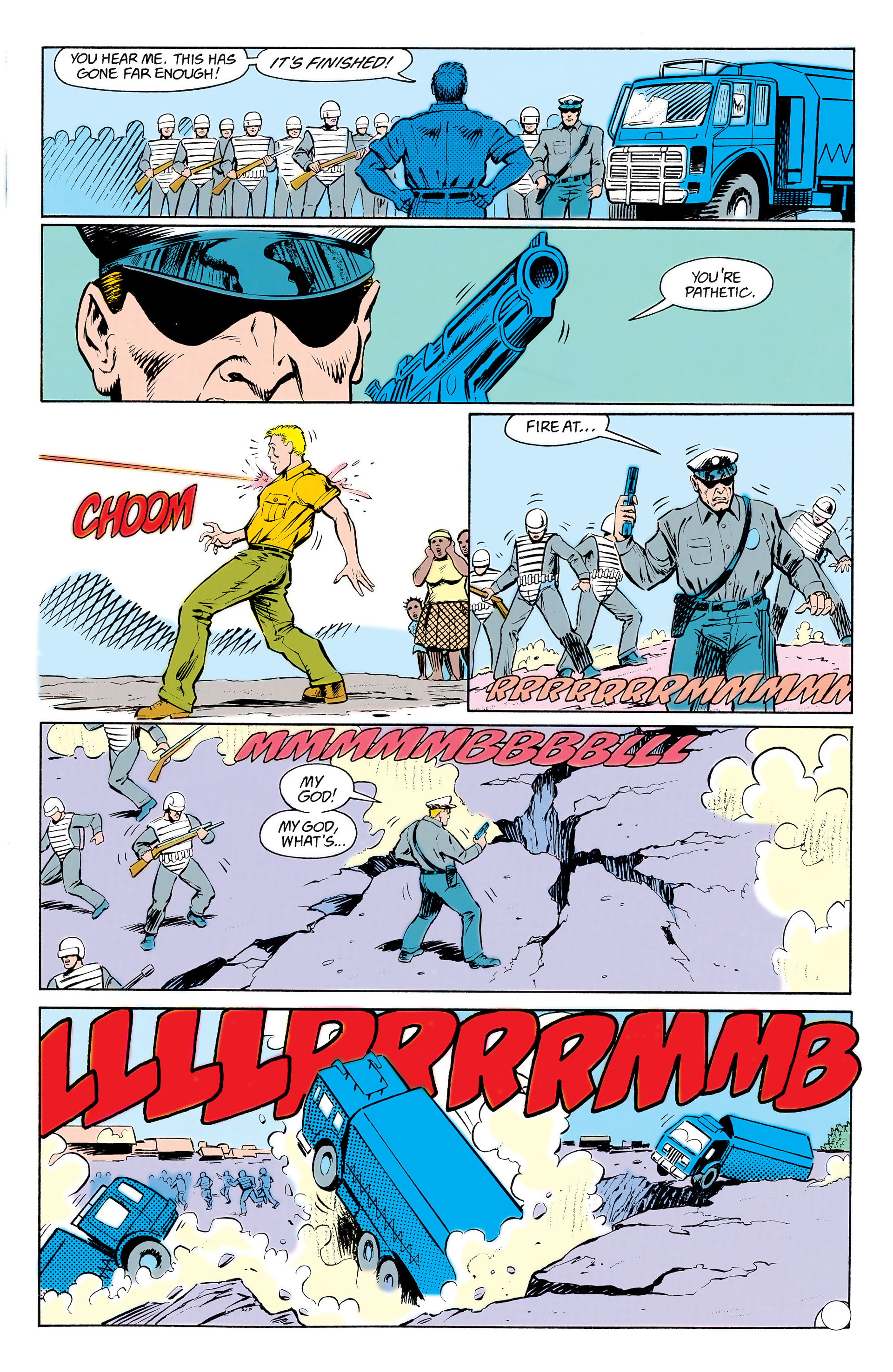 Read online Animal Man (1988) comic -  Issue #13 - 21