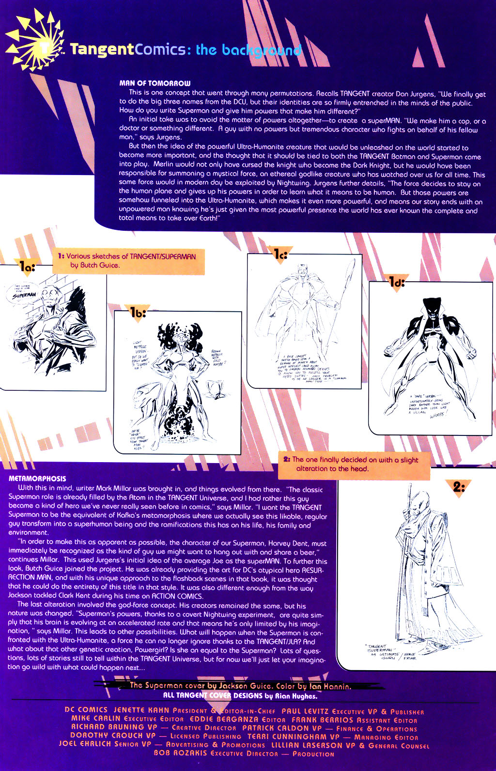 Read online Tangent Comics/ The Superman comic -  Issue # Full - 25