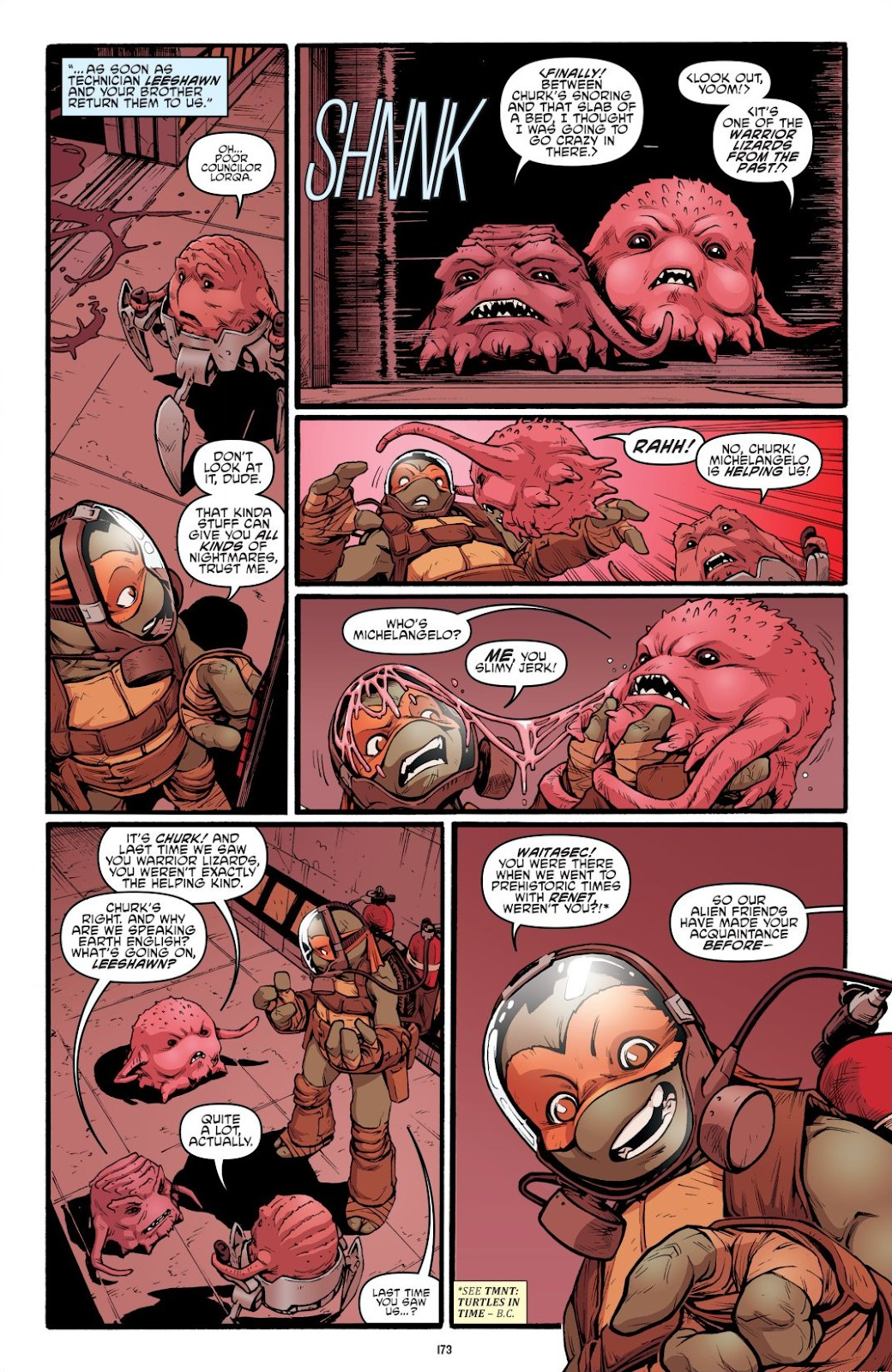 Read online Teenage Mutant Ninja Turtles: The IDW Collection comic -  Issue # TPB 7 (Part 2) - 67