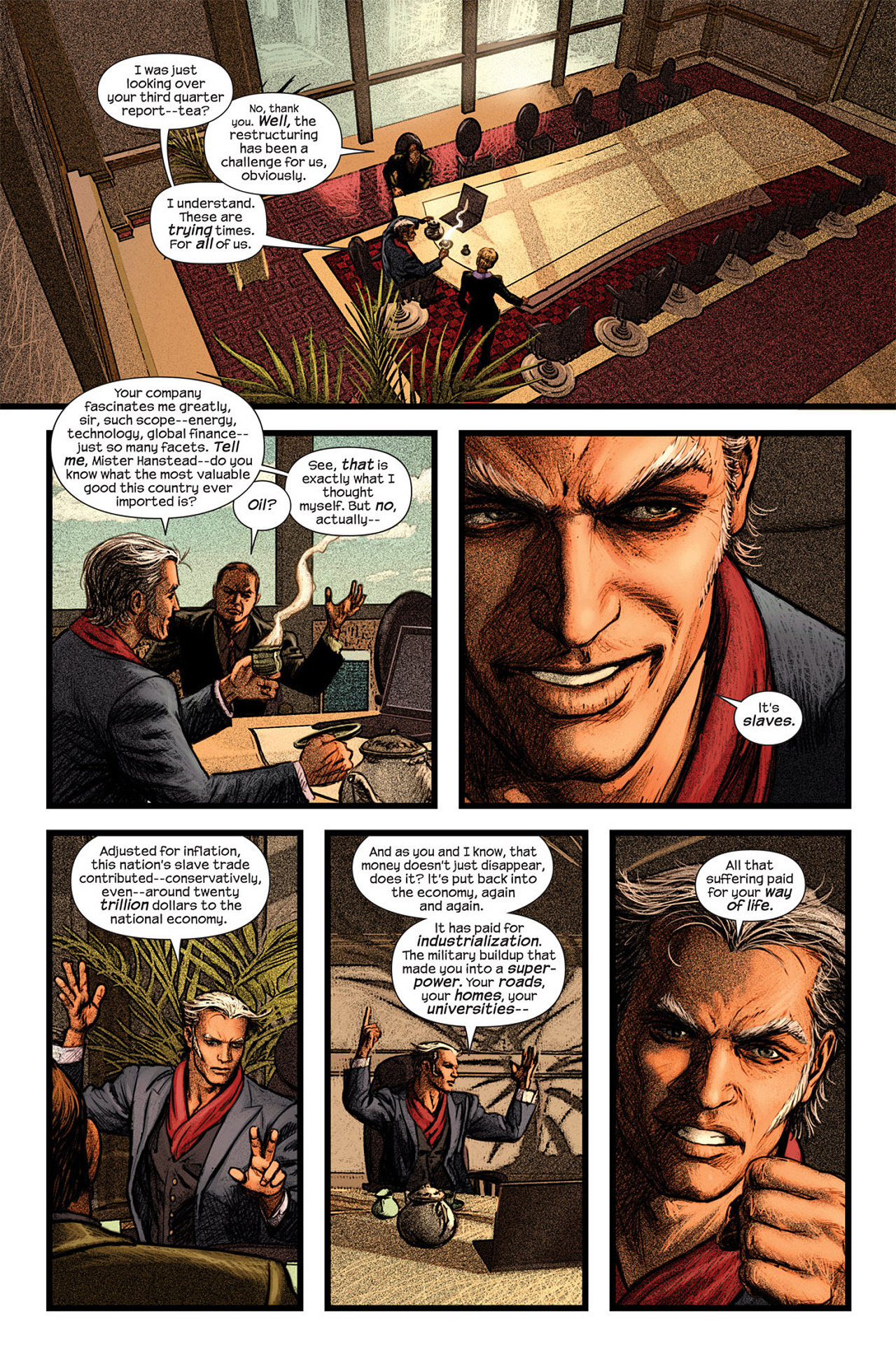 Read online Ultimate Fallout comic -  Issue #5 - 5