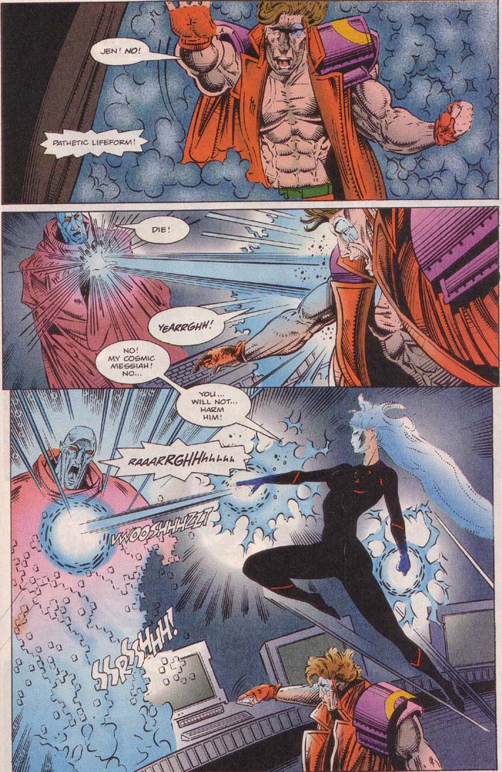 Read online Cyberspace 3000 comic -  Issue #5 - 15