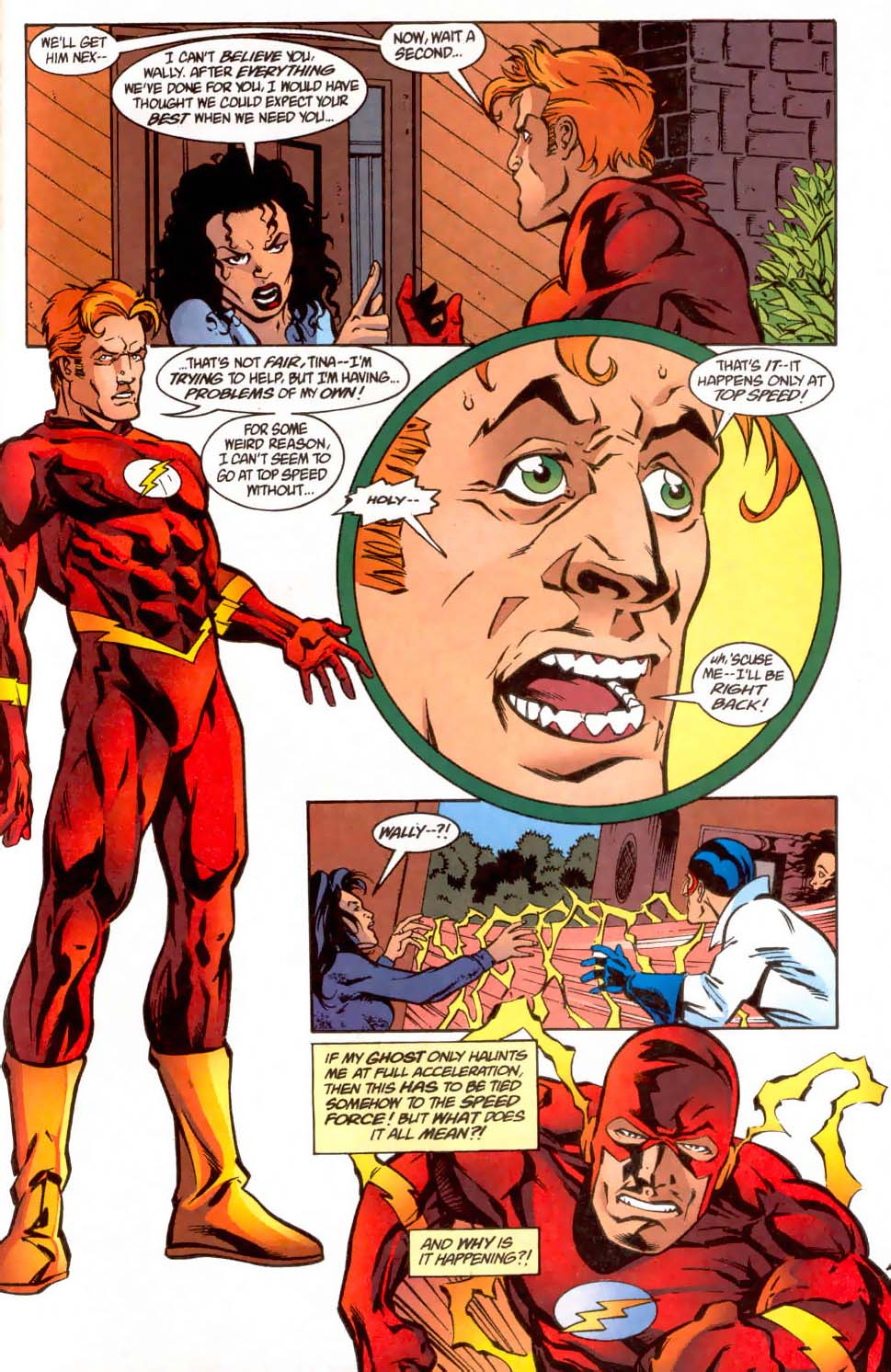 Read online The Flash (1987) comic -  Issue # _Annual 11 - 16
