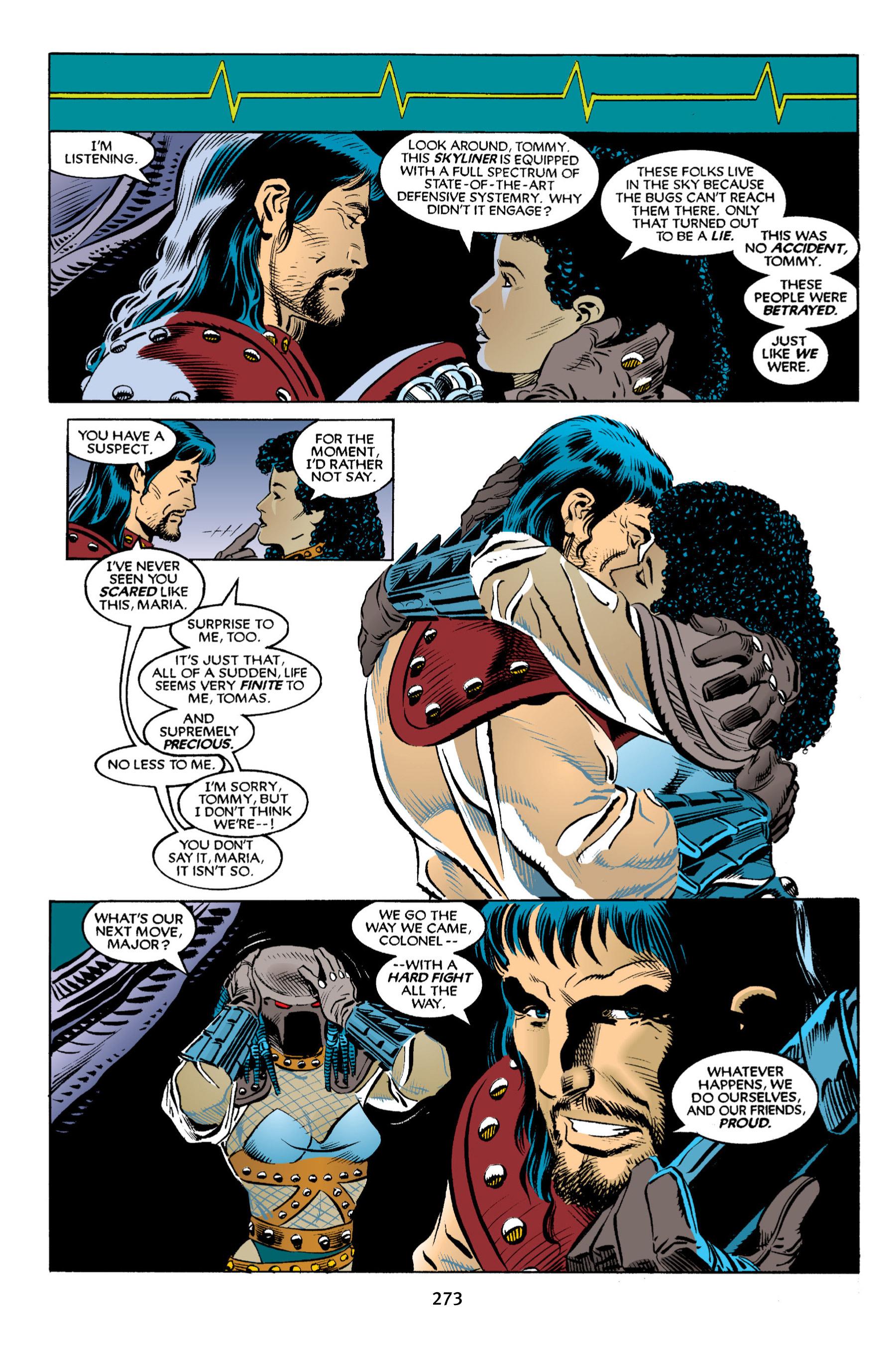 Read online Aliens vs. Predator Omnibus comic -  Issue # _TPB 2 Part 3 - 48