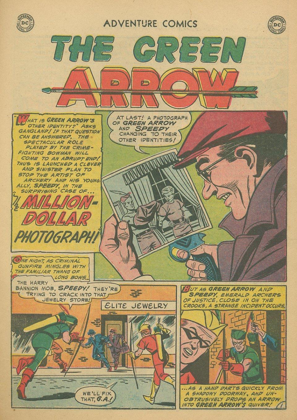 Read online Adventure Comics (1938) comic -  Issue #205 - 28
