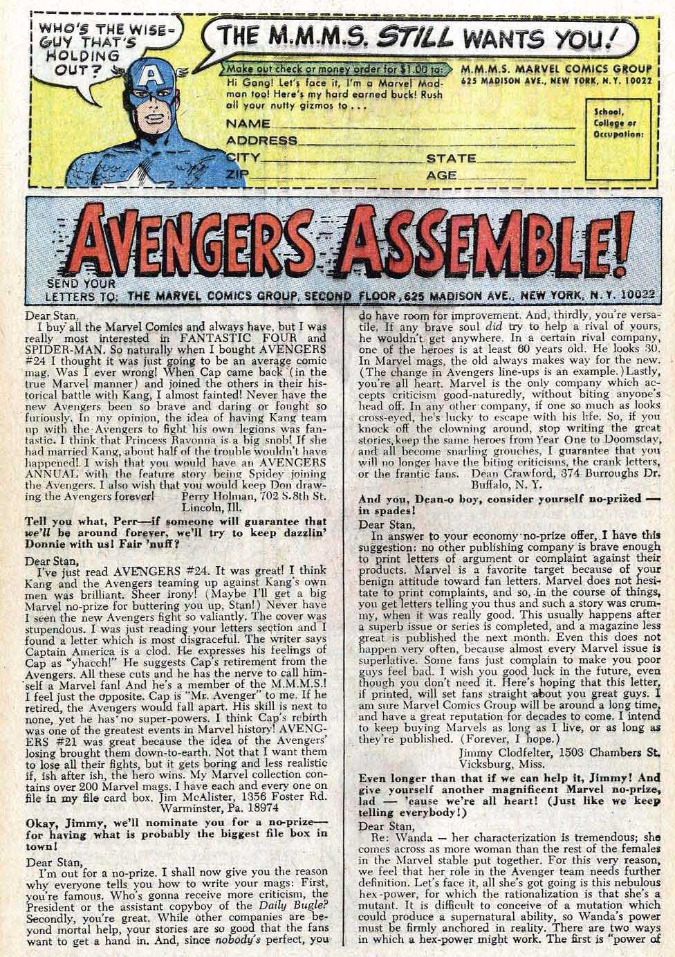 The Avengers (1963) 29 Page 31