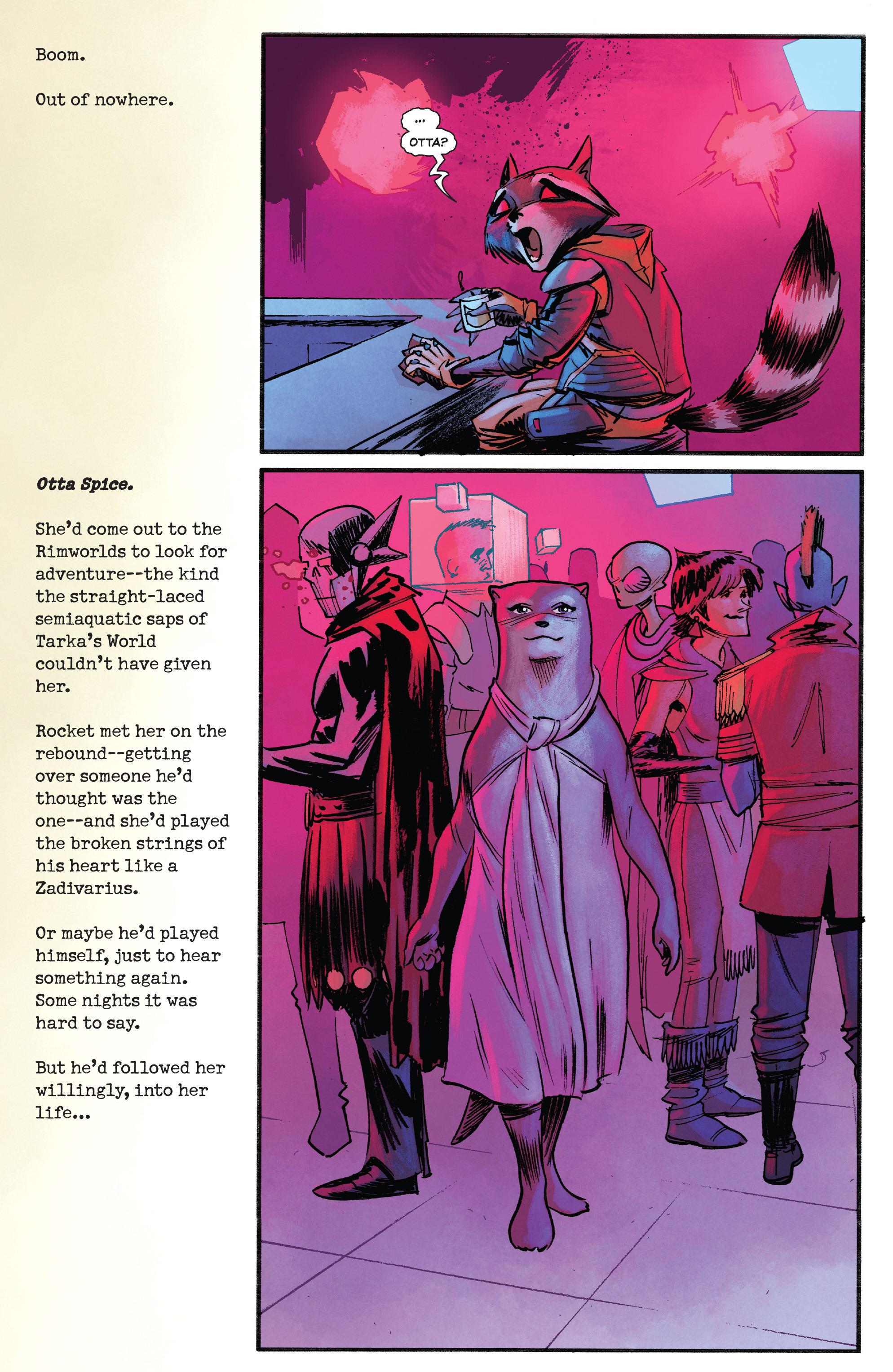 Read online Rocket comic -  Issue #1 - 6