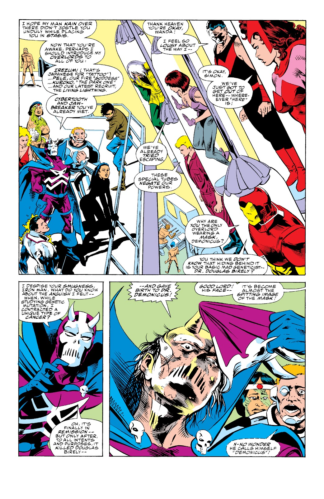 Avengers West Coast (1989) issue 73 - Page 19