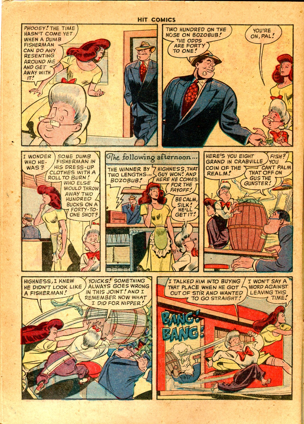 Read online Hit Comics comic -  Issue #57 - 20