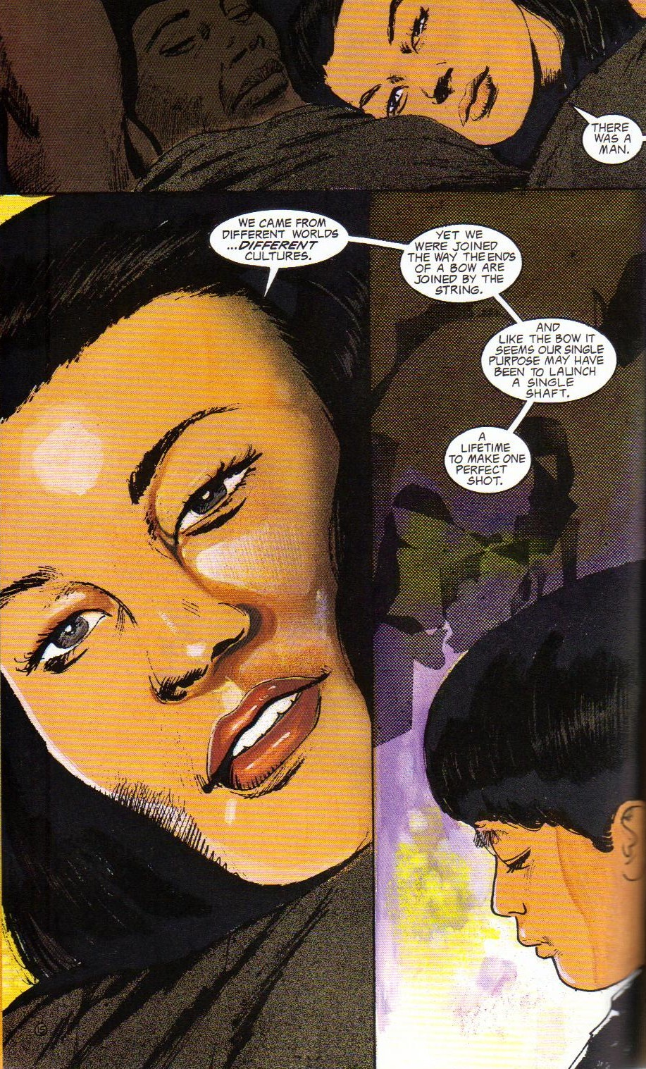Read online Shado: Song of the Dragon comic -  Issue #4 - 18