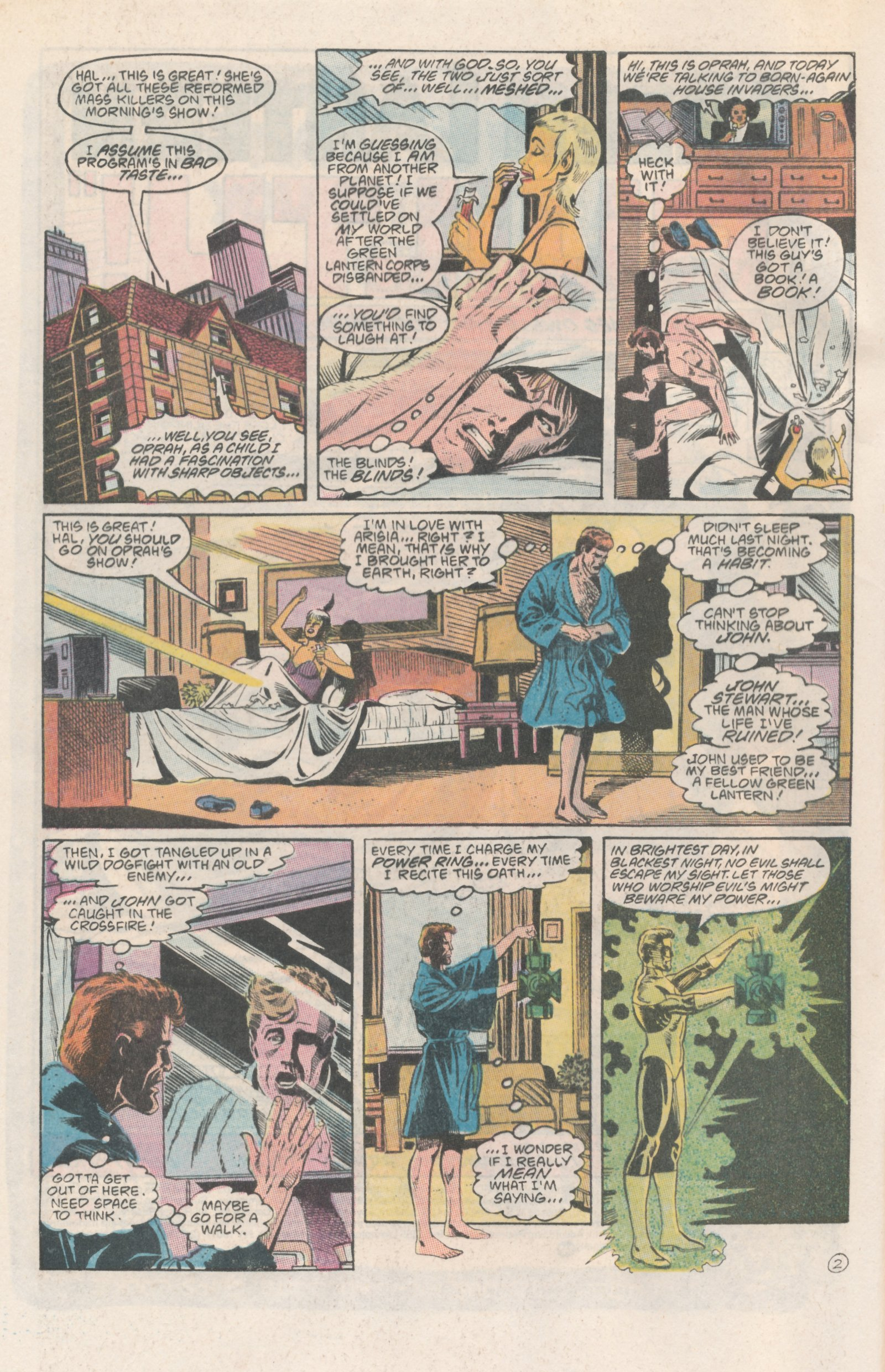 Read online Action Comics (1938) comic -  Issue #607 - 4