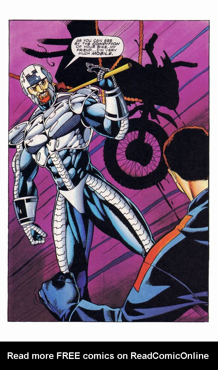 Read online Secret Weapons comic -  Issue #19 - 14