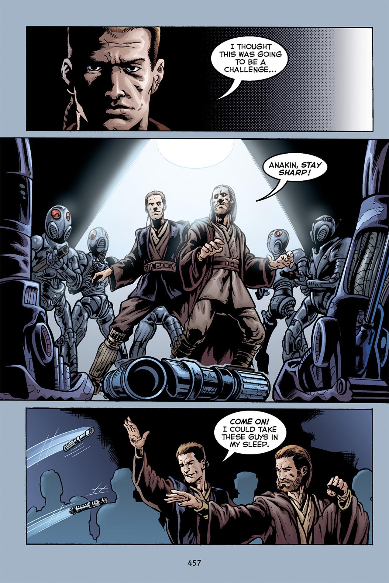 Read online Star Wars Omnibus comic -  Issue # Vol. 10 - 450