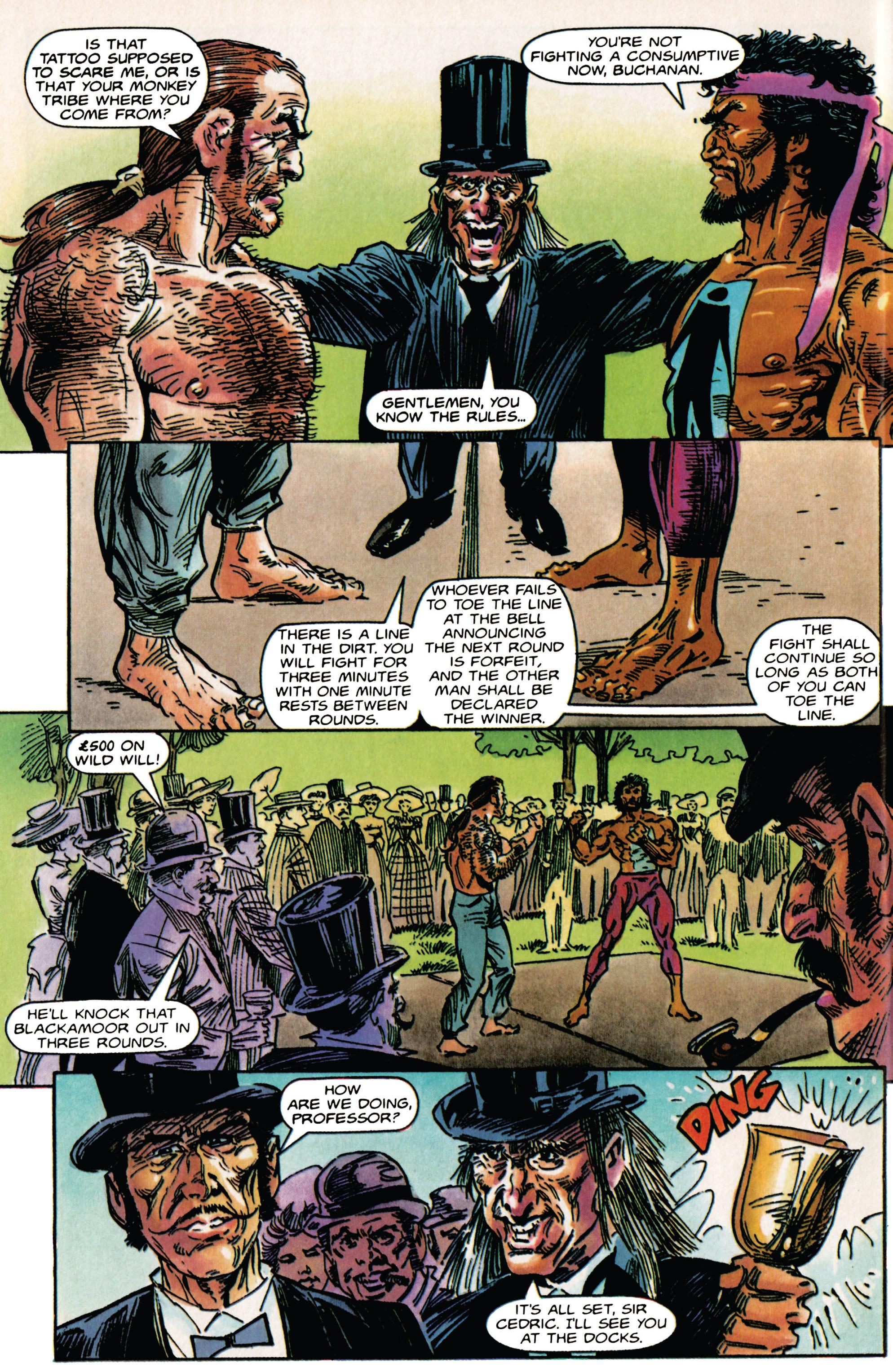 Read online Shadowman (1992) comic -  Issue # _TPB 1 - 20