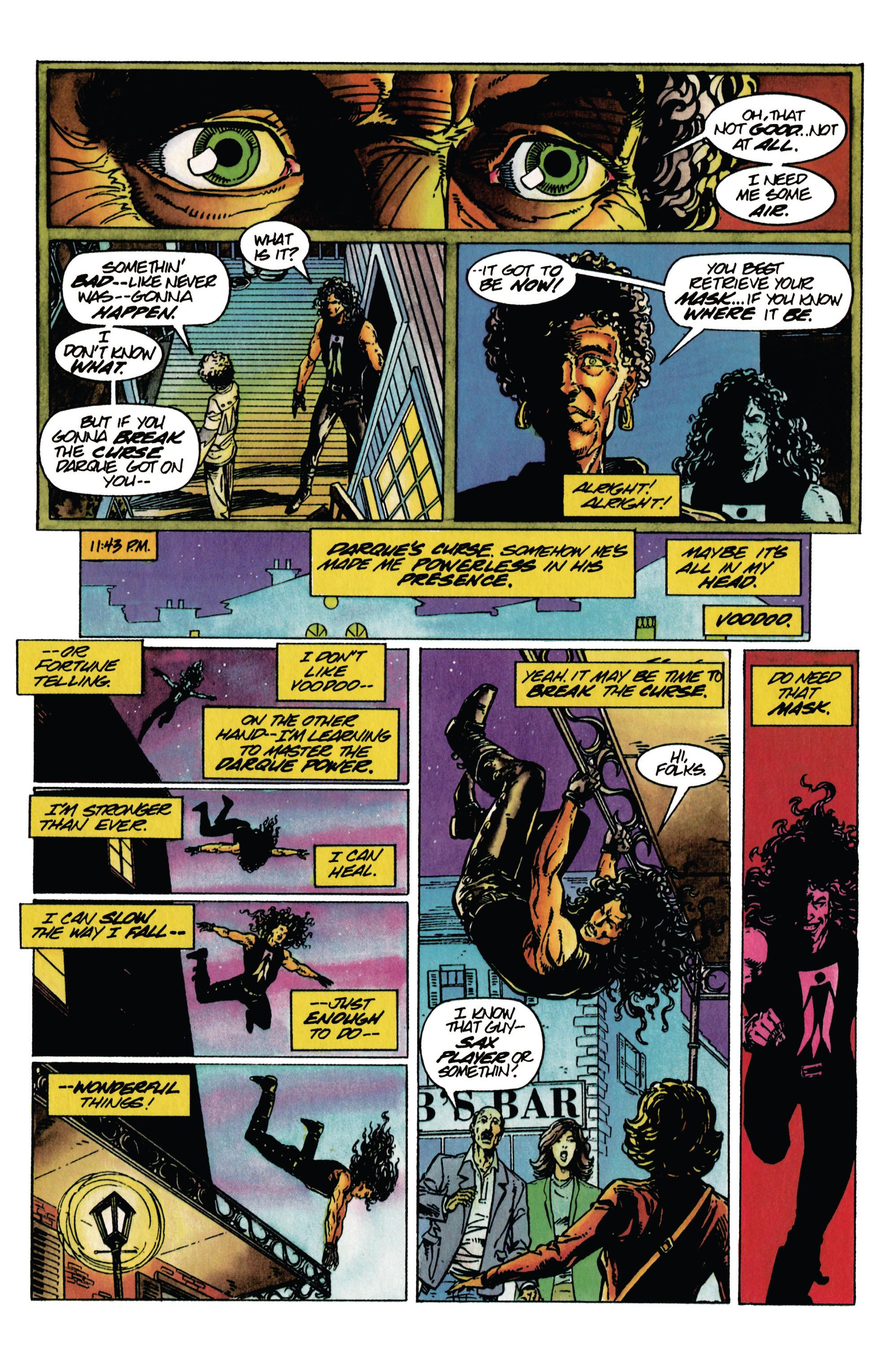 Read online Shadowman (1992) comic -  Issue #28 - 11