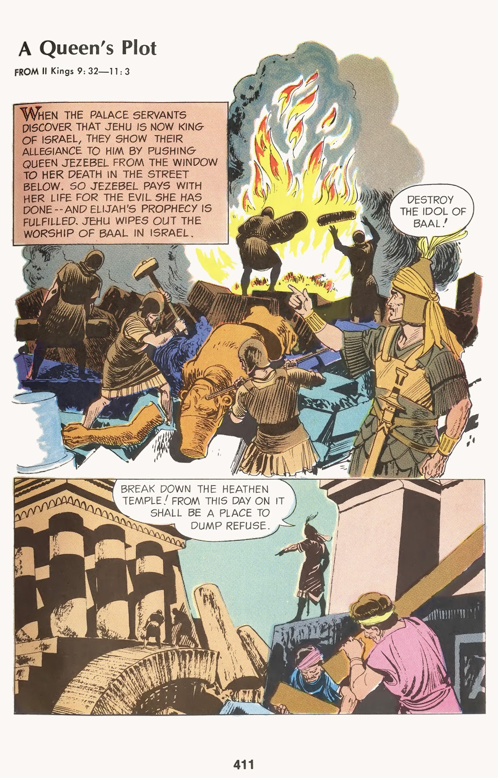 The Picture Bible issue TPB (Part 5) - Page 14