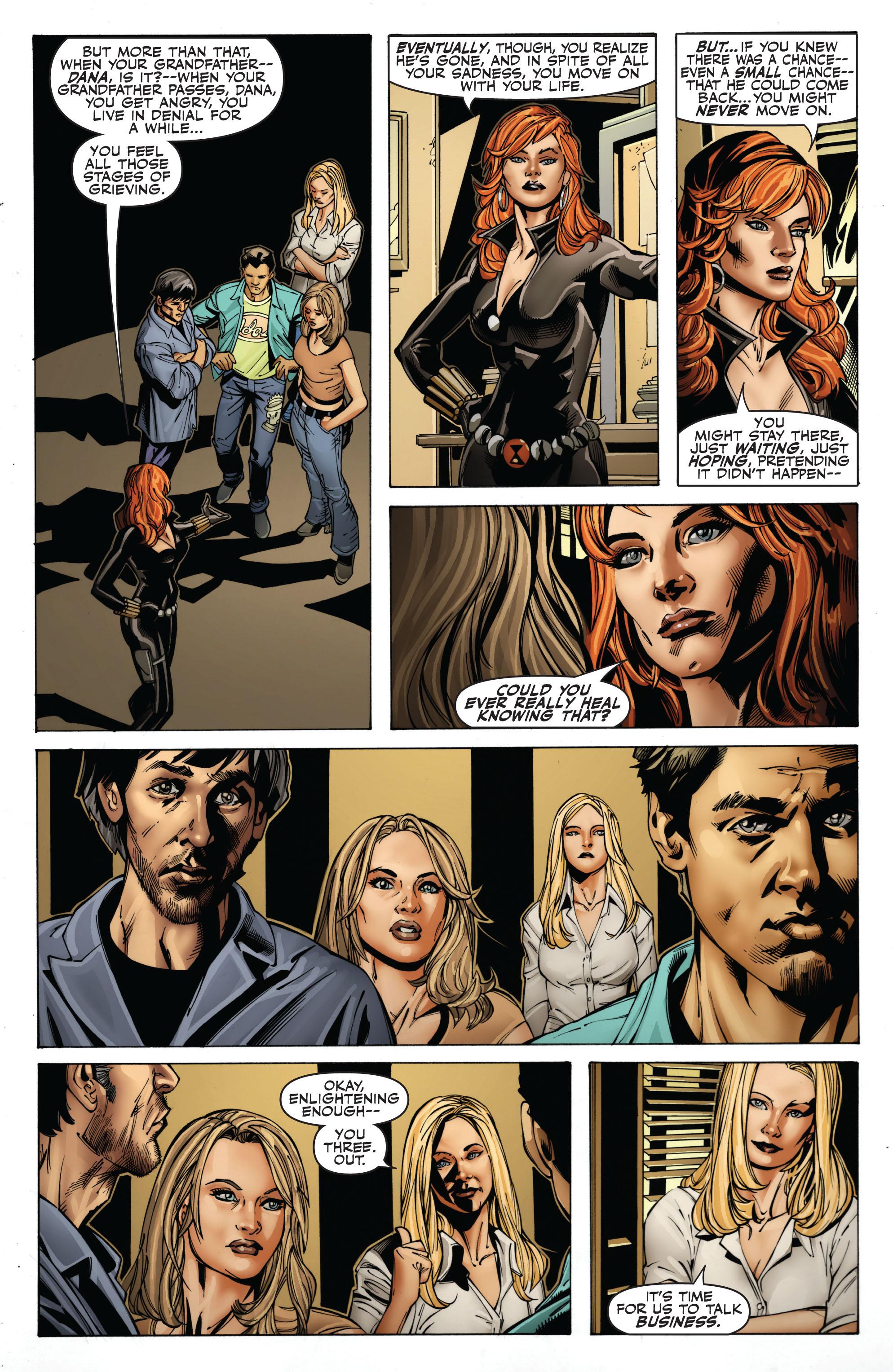 Read online Secret Avengers (2010) comic -  Issue #15 - 19