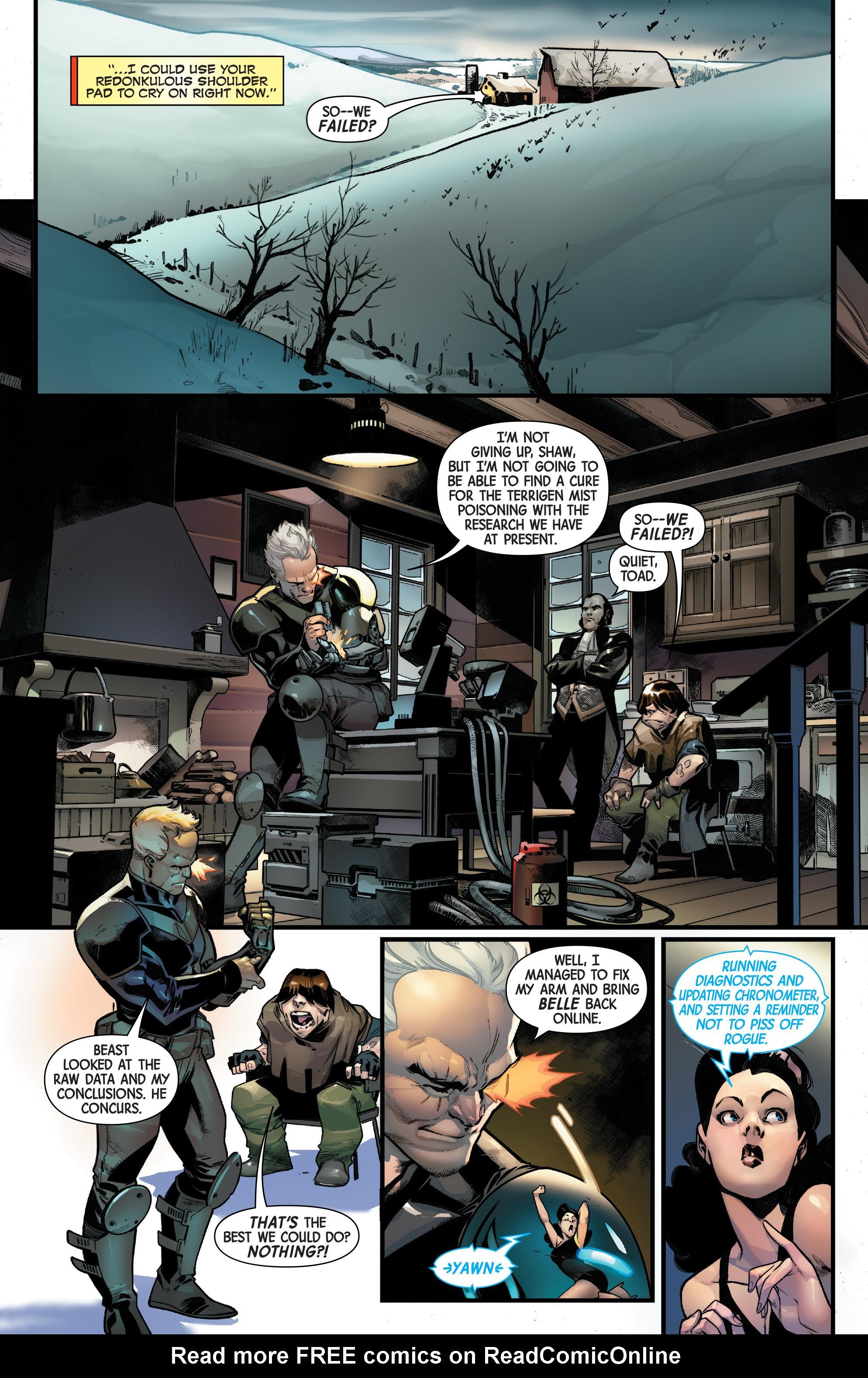 Read online Uncanny Avengers [II] comic -  Issue #16 - 6