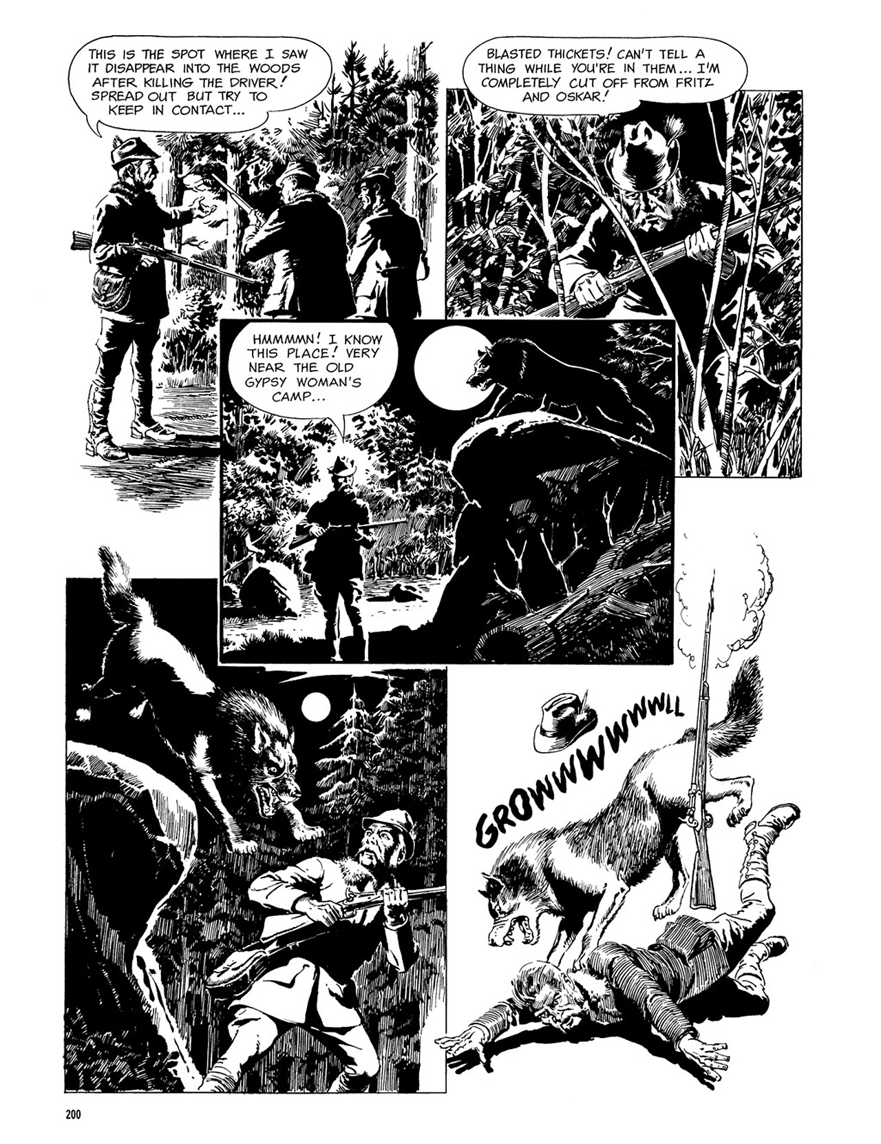 Read online Eerie Archives comic -  Issue # TPB 3 - 201