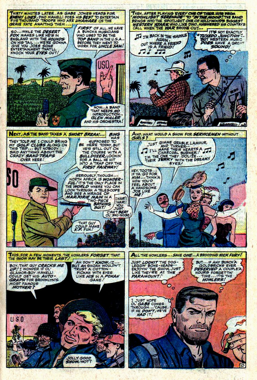 Read online Sgt. Fury comic -  Issue #43 - 15