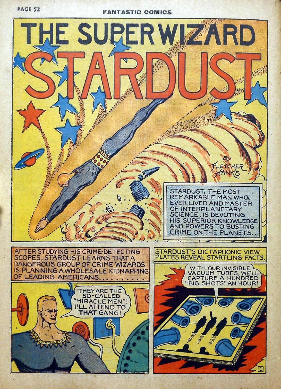Read online Fantastic Comics comic -  Issue #5 - 53