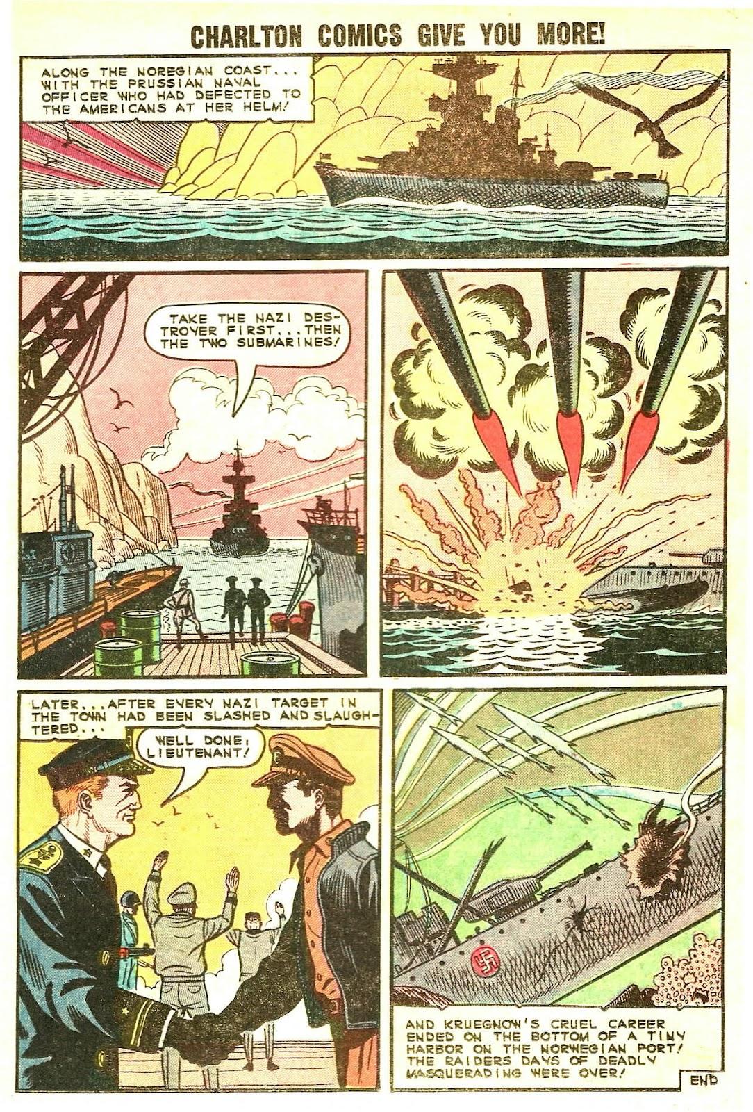 Read online Fightin' Navy comic -  Issue #120 - 21