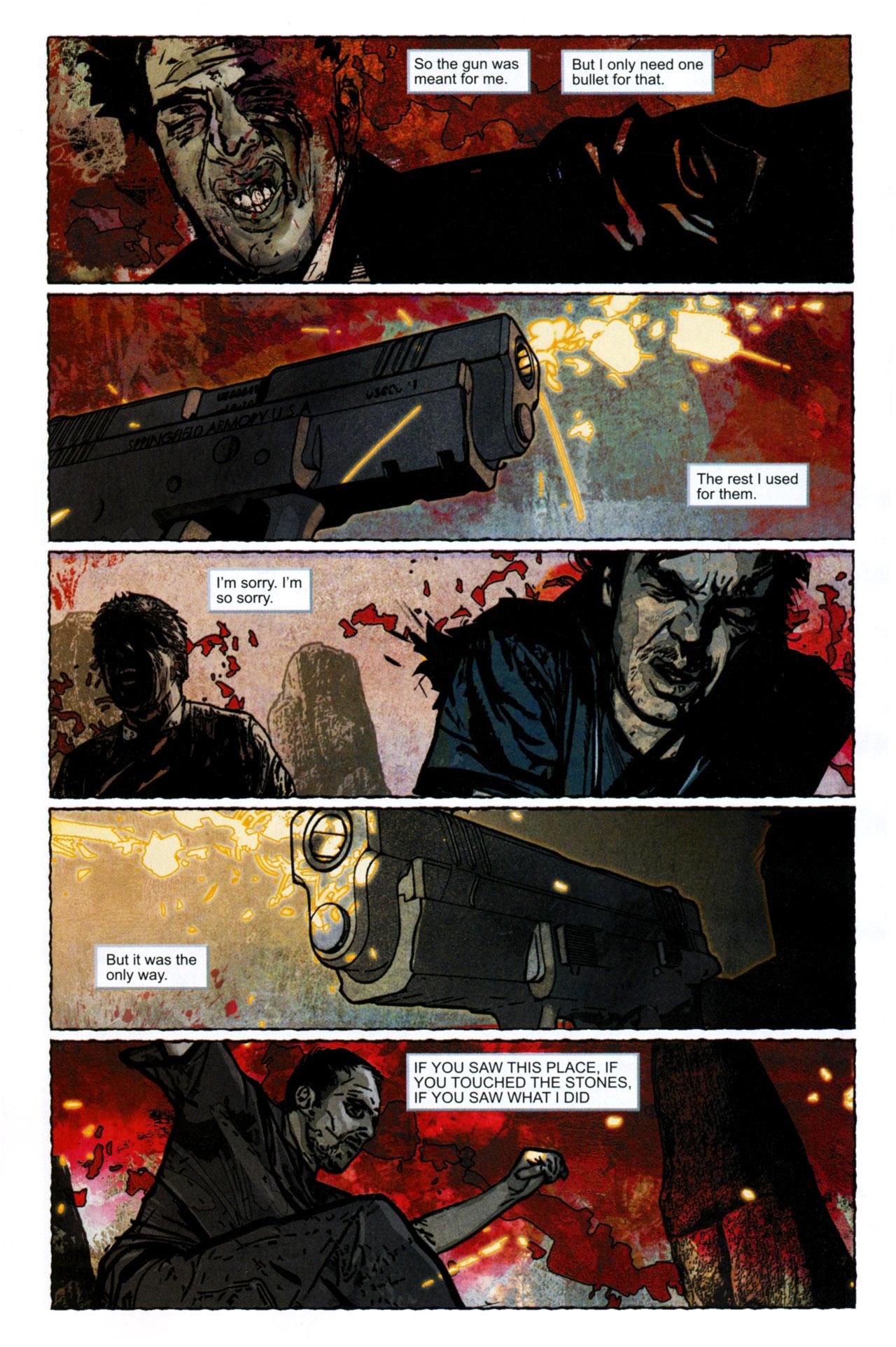 Read online Stephen King's N. comic -  Issue #4 - 20