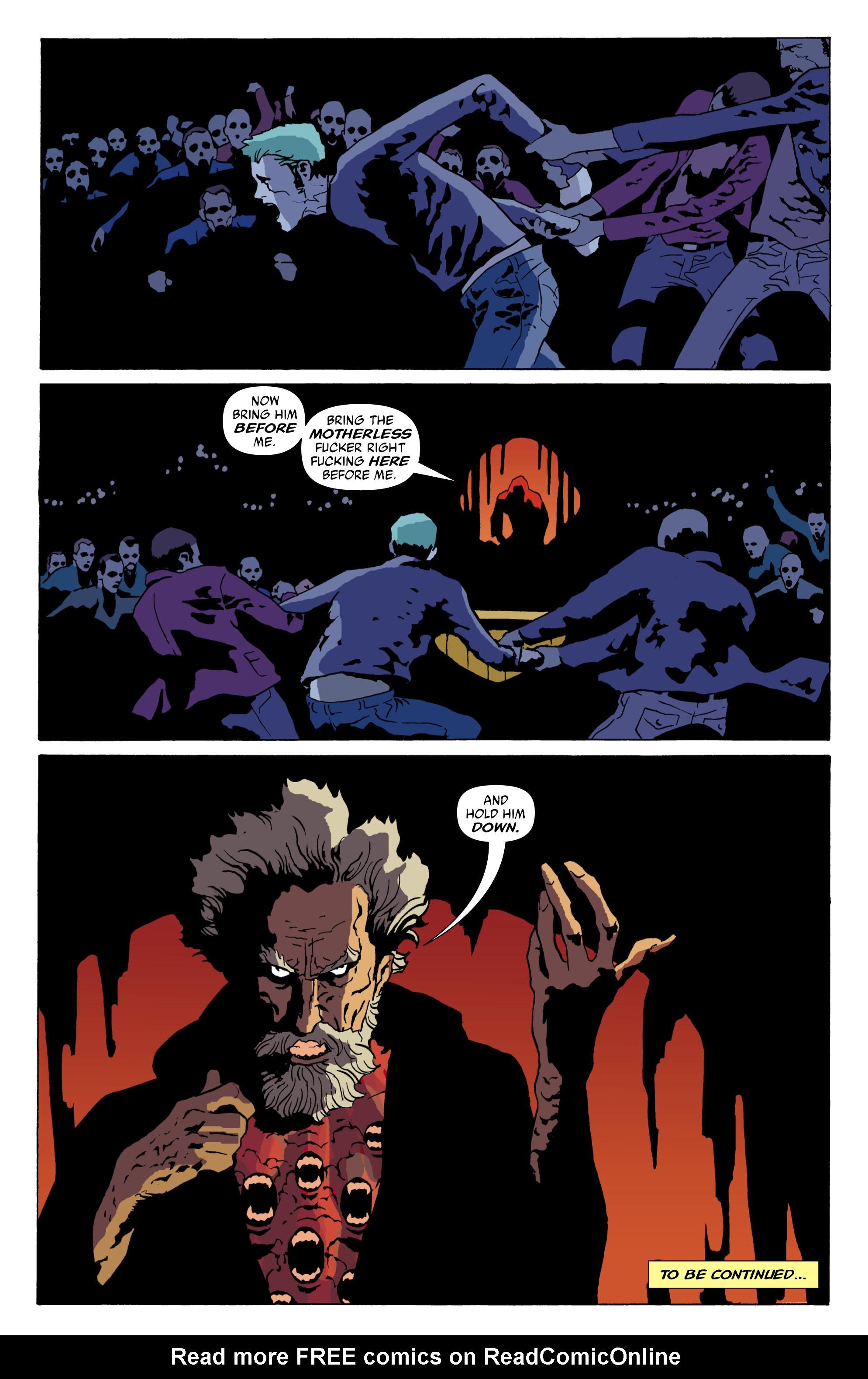 Hellblazer issue 197 - Page 23