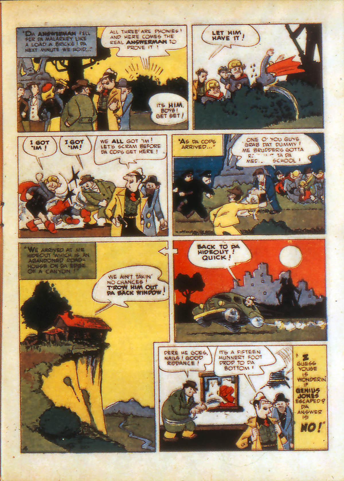 Read online Adventure Comics (1938) comic -  Issue #88 - 17